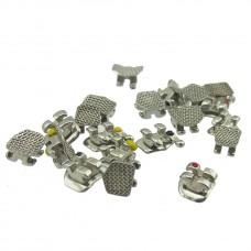 Stainless Steel Mini/Standard Bracket Straight Wire .022 Slot